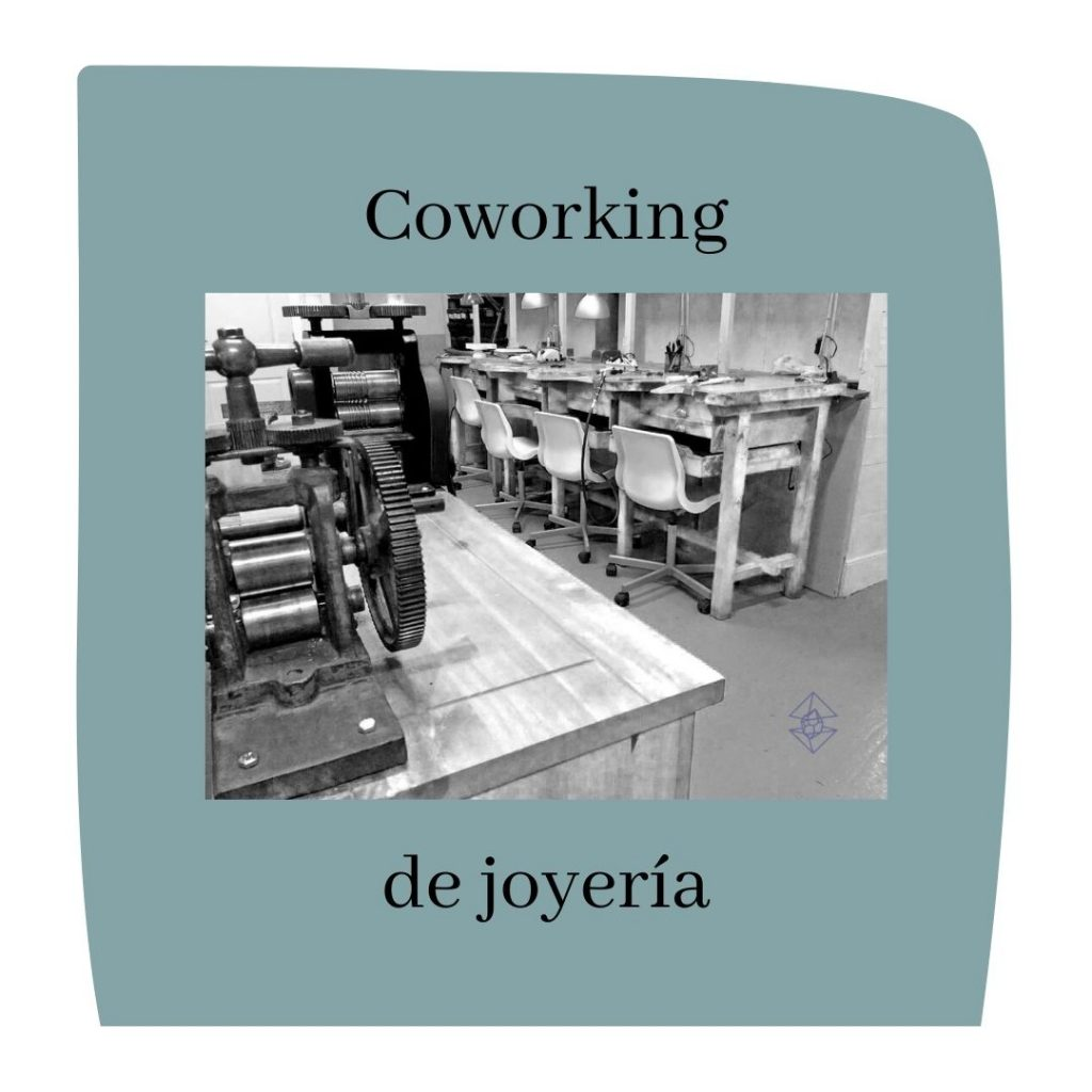 taller compartido de joyería en Asturias